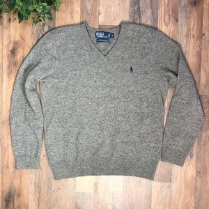 Polo Ralph Lauren 💯 Lambs Wool Sweater